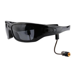 Soporte de gafas de alta definición más reciente de la tarjeta del TF de la cámara de vídeo MP3 Auricular Bluetooth gafas de sol Rt-321