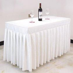 Die Hydrotropic Annielu Tischdecke sticken mit Sequin-Hochzeits-Tisch-Testblatt