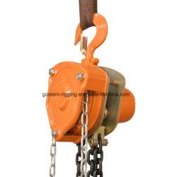 Il blocco manuale, passa la gru verticale, puleggia Chain manuale