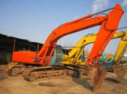 Utilisé machinerie de construction de l'excavateur Hitachi EX200-5