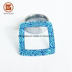 OEM Silkscreen de Slimme Plaat van het Comité van het Gehard glas van het Horloge Dekking Aangemaakte