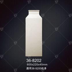 Водонепроницаемый декоративная Urn с плоский дизайн Onlays декоративных Rosette для установки на стену / двери и потолок