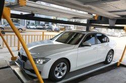 Sistema di sollevamento del garage di parcheggio dell'automobile intelligente multilivelli del cameriere personale