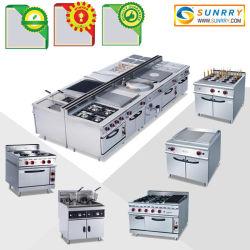 تجهيزات مطبخ مطعم تجاري عالي الجودة من الفولاذ المقاوم للصدأ وسريع معدات غذائية في الصين للبيع