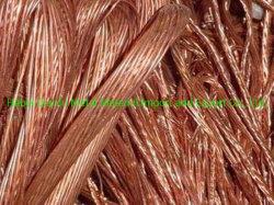 Pureza elevada desperdícios de fios de cobre resistente à abrasão e resistentes à corrosão desperdícios de fios de cobre preço extremamente baixo