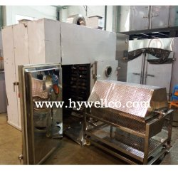 Fetta dell'aria calda di serie di CT/tamburo essiccatore rotativo materiale a fiocchi/forno più asciutto di /Drying