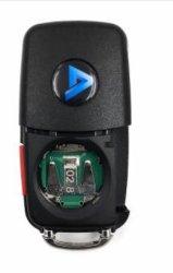 Keydiy 5/6 Verre Sleutel Kd van Knopen Kd900/Urg200 voor de Deur F01/F02 van het Voertuig en van de Garage