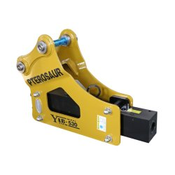 Kompakter hydraulischer Unterbrecher für Straßen-Reparatur für 2ton -4.5ton Exkavatoren (YLB 530)