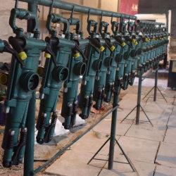 地下の炭鉱のトンネルのためのYt28空気足の石ドリル