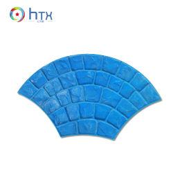 Zegels van de Muur van de Vormen van de Zegel van de Rol van de hoogste Kwaliteit de Rubber Concrete Rubber Decoratieve