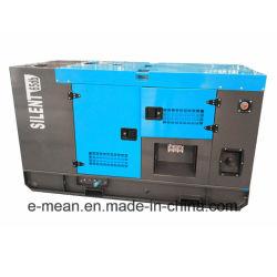 12 Ква-80Ква Weifang электрического пускового устройства с низким уровнем шума дизельного генератора