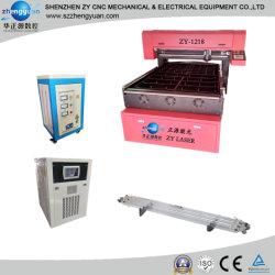 Machine van de Raad Making/CNC van de Matrijs (van zy-1218-400/600W) de Scherpe/de Machine van de Besnoeiing van het Knipsel van de Laser