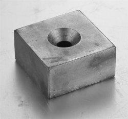 N35-52 Anti-Corrosion 디스크 아크 네오디뮴
