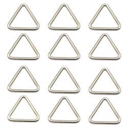 결박을%s 고품질 금속 강철 기계설비 삼각형에 의하여 용접되는 반지