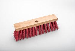 Красочные жесткий из натуральной щетины с деревянным блоком головки щетки