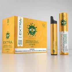 Bonne qualité Bon prix Bonne Vente de nouveaux POP d'emballage Extra E cigarette