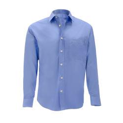 カスタマイズされた帯電防止Workwearの人の綿のポロシャツ