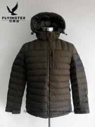 Le Vêtement de sport étanche de la mode des hommes de l'hiver Down Jacket