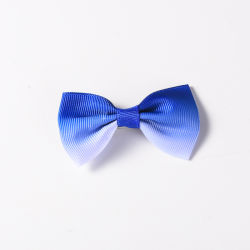 [فر سمبل] بيع بالجملة [غود قوليتي] زرقاء [غروسغرين] وشاح إنحناء رابط لأنّ شعب زخرفة