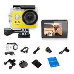 A9 PRO gaat Waterdicht Camcorde van de Sporten DVR van de Camera 1080P15fps 720p HD van de Actie Openlucht de MiniVideocamera van de Fiets Camaras