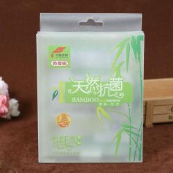 化粧品によって曇らされるパッキング折るボックスプラスチックまめボックスのための習慣PVC