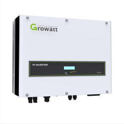 سعر الجملة Growatt على عاكس الطاقة الشمسية 12 كيلو واط 15 كيلو واط بالنسبة إلى محطة الطاقة الشمسية