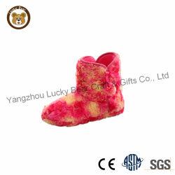 Mooie winter kleurrijke zachte zachte zachte lady laarzen