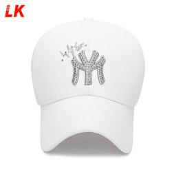Cappello da baseball sportivo con berretto in cotone e logo 3D personalizzato professionale Cappellino da baseball per regalo promozionale