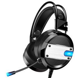 컴퓨터를 위한 A10 도박 헤드폰 헤드폰