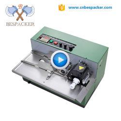 Machine van de Codage van de Inkt van de hoge snelheid de Stevige met Roestvrij staal