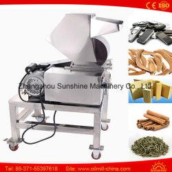 Teléfono de los residuos de acero inoxidable de la medicina china el té de hierbas de la máquina trituradora