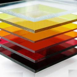 Specchio estruso in ghisa trasparente trasparente trasparente trasparente trasparente da 3 mm plexiglass Perspex PMMA APET PET PC PVC espanso rigido ACP PP cavo Fornitore di fogli in plastica ABS