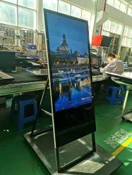 P1 ملصق إعلان شاشة LCD رقمية للبيع بالتجزئة إرشادات عالية الدقة