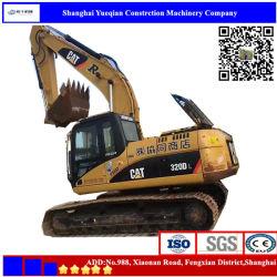 20ton Usado/Segunda mão/Japonês barato escavadora de rastos/máquinas de construção/Jcb/Escavadores/Usado escavadoras hidráulicas para venda Cat 320dl/320C/325C/330c