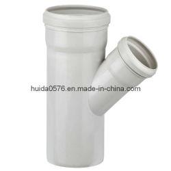 PP 파이프 피팅 금형 - PP 배출 및 하수 - (50mm) 비뚤어짐