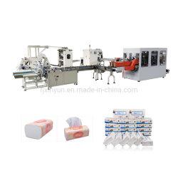 A linha de produção automática Máquina de Papel Tissue Facial
