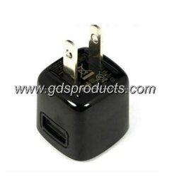 Adaptateur secteur avec câble USB du chargeur pour Blackberry