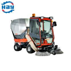 Zitrij-op elektrische vloerreiniger/straatveegmachine/wegreinigingsmachine/wegveegmachine voor parkeren Lot/Factory Road Sweeping/Gemeentelijke sanitatie