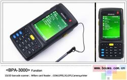 GPRS GSM Bluetooth WiFi RFIDのバードード・スキャナーPDA