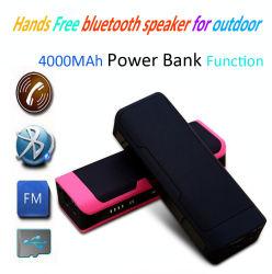 Высокое качество АС с Bluetooth Банка питания зарядного устройства (PB-01)