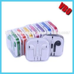 Наушники с микрофоном и пульт ДУ для iPhone/мобильного телефона