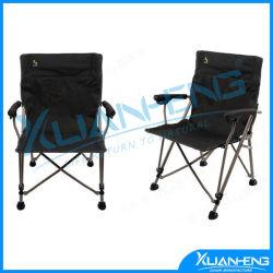 Chaise de plage se pliante de déplacement de meubles extérieurs