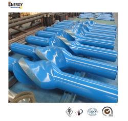 """Máquinas de perfuração parte de Perfuração 12 1/4 """" fixos em espiral do Cortador Estabilizador integral Mineração óleo faça bem"""