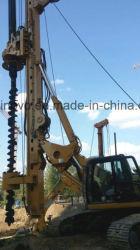 De Installatie van de Boring SINOVO TR220W CFA/Bored Machine van de Boor van de Stapel