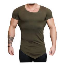 육군 좋은 품질을%s 가진 녹색 적당 t-셔츠