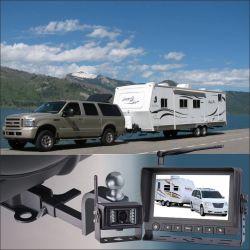 쓰레기 트럭 무선 수신 시스템 18 적외선 카메라