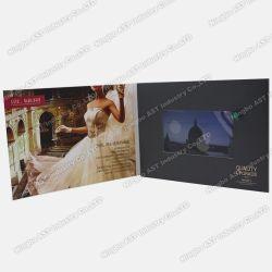 Video-uitnodigingskaart, Video Advertising Card, Video Booklet