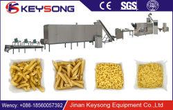 Les pâtes Macaroni seule usine de la ligne de production de l'extrudeuse Making Machine
