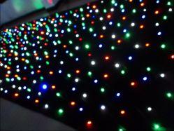 Полноцветный светодиодный RGBW этапе лампа