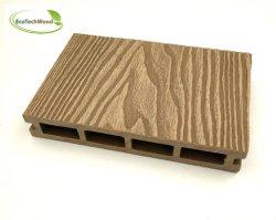 普及した3D木製の穀物WPCの床